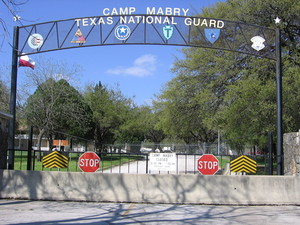 Camp Mabry Off-Base Housing