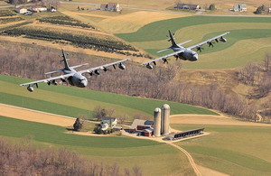Johnstown Air National Guard Off-Base Housing